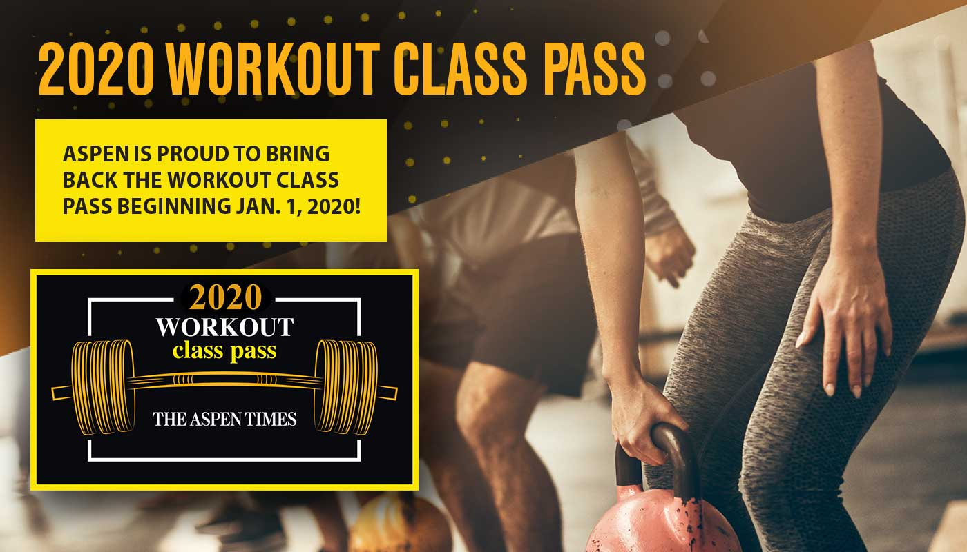 Aspen Workout Class Passes