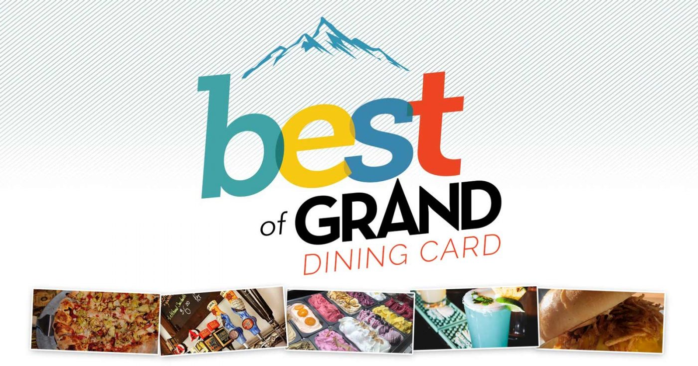 Best of Grand Dining Card